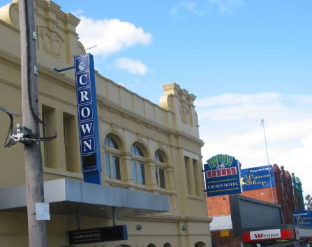 Crown Hotel Lilydale - Restaurant Find