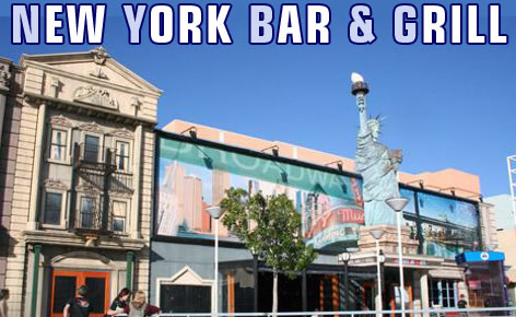 New York Bar & Grill - Restaurant Find