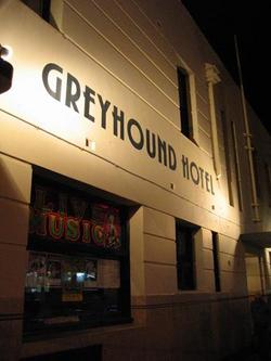 Greyhound Hotel - Restaurant Find