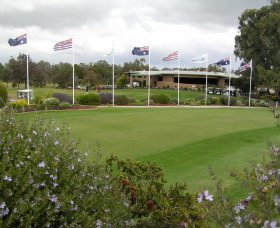 Tocumwal Golf Club - Restaurant Find