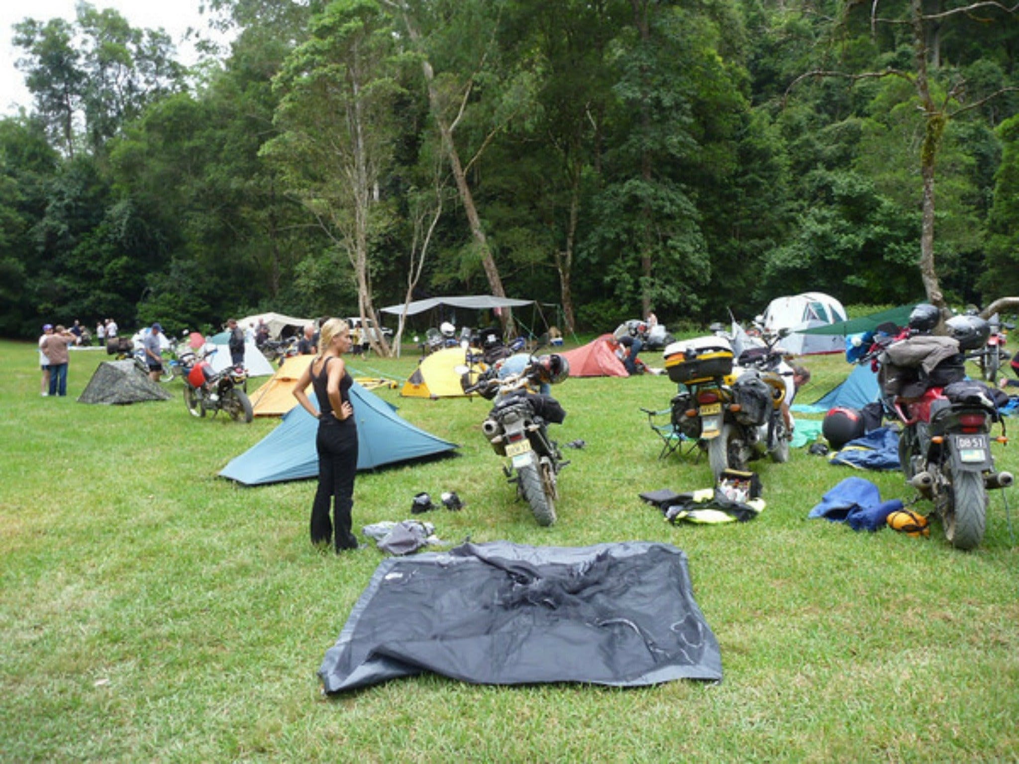 Karuah River Motorcycle Rally - Restaurant Find