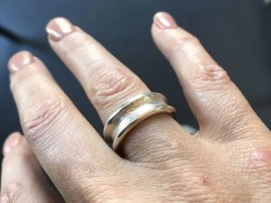 Lost Wax Silver Ring Workshop - Pod Jewellery - Restaurant Find