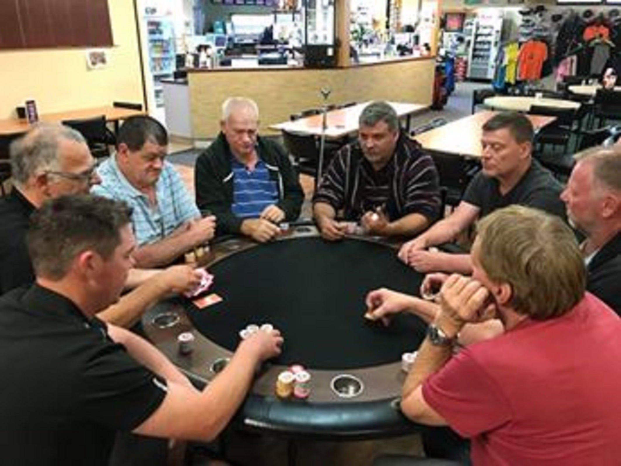 Numurkah Golf and Bowls Club - Poker Wednesday - Restaurant Find
