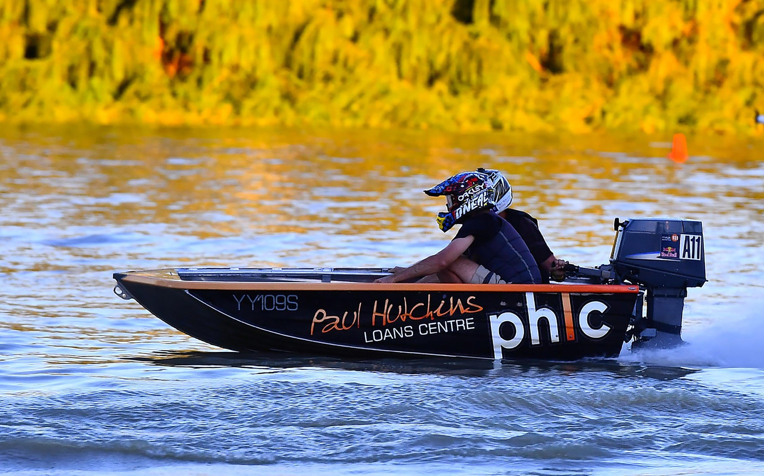 Round 6 Riverland Dinghy Club - The Paul Hutchins Loan Centre Hunchee Run - Restaurant Find