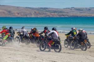 Sellicks Beach Historic Motorcycle Races - Restaurant Find