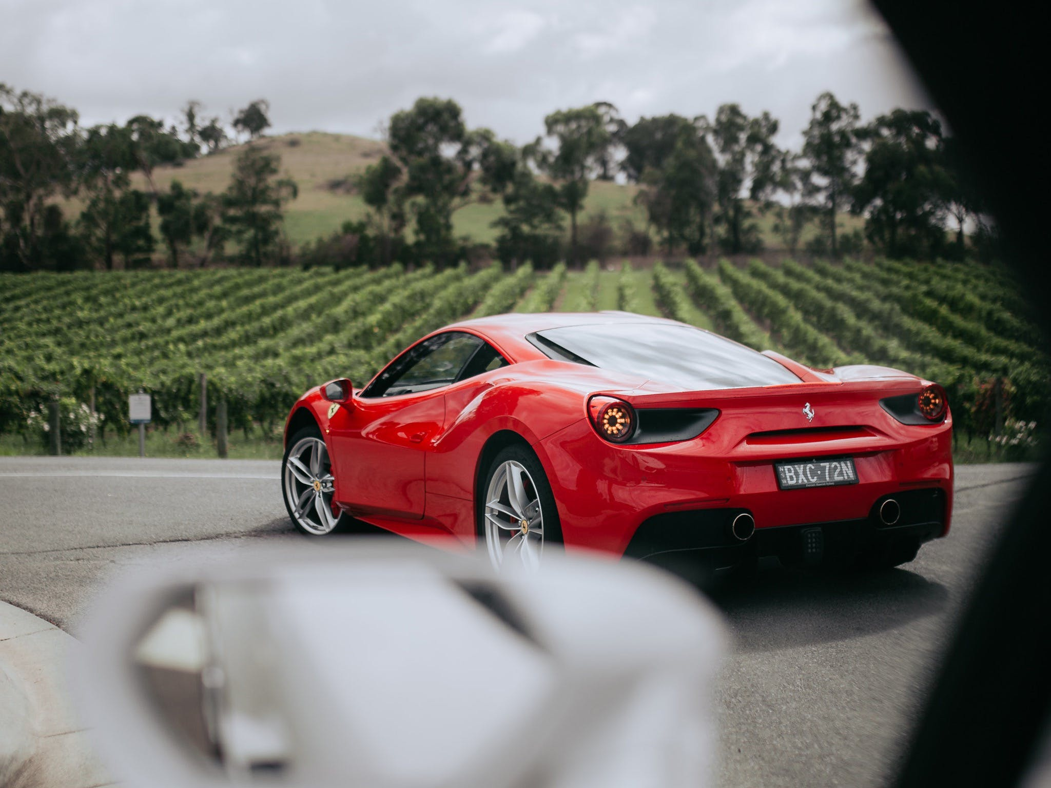 The Prancing Horse Supercar Drive Day Experience - Melbourne Yarra Valley - Restaurant Find