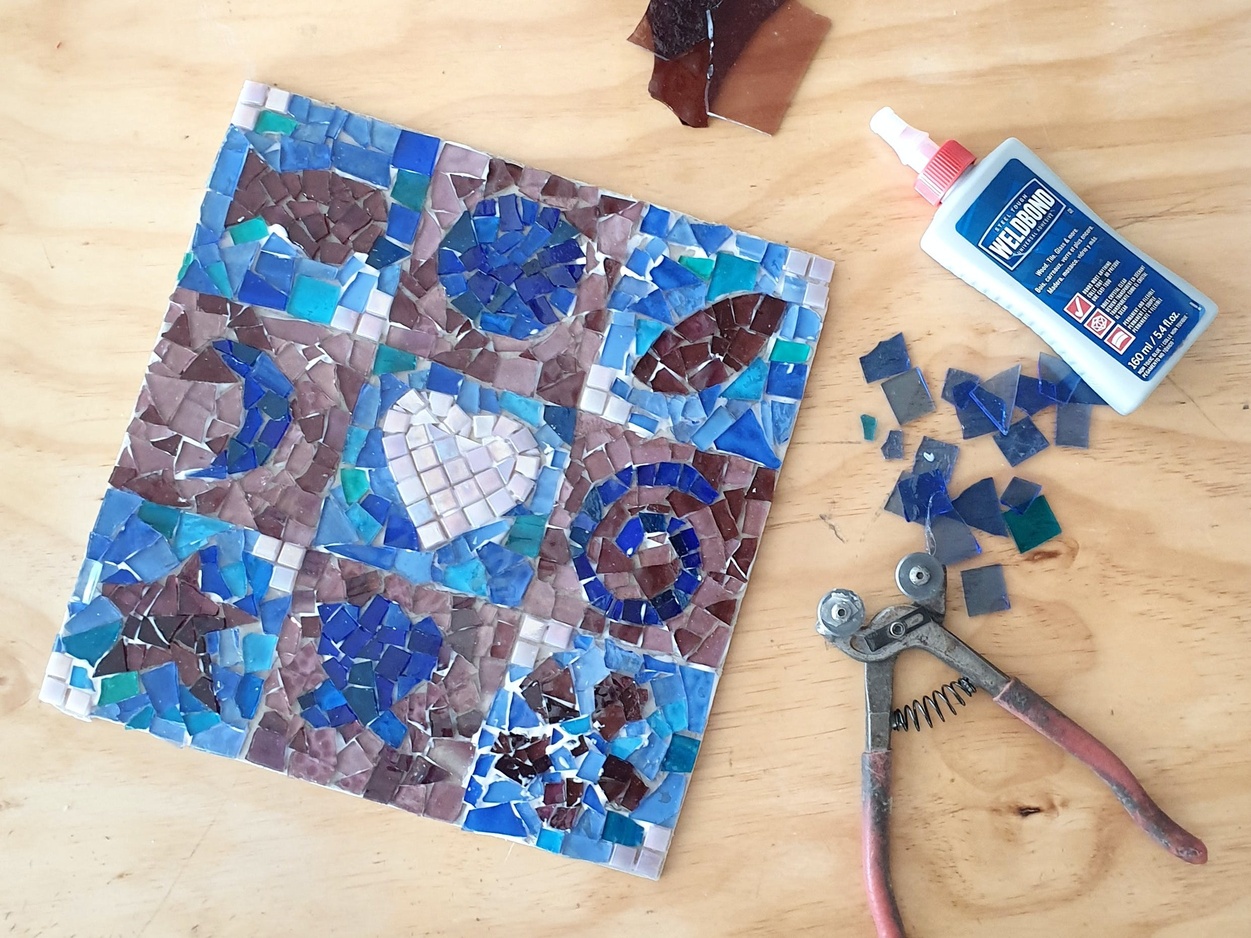 Intro to Mosaics Weekend with Leadlight By Ettore - Restaurant Find