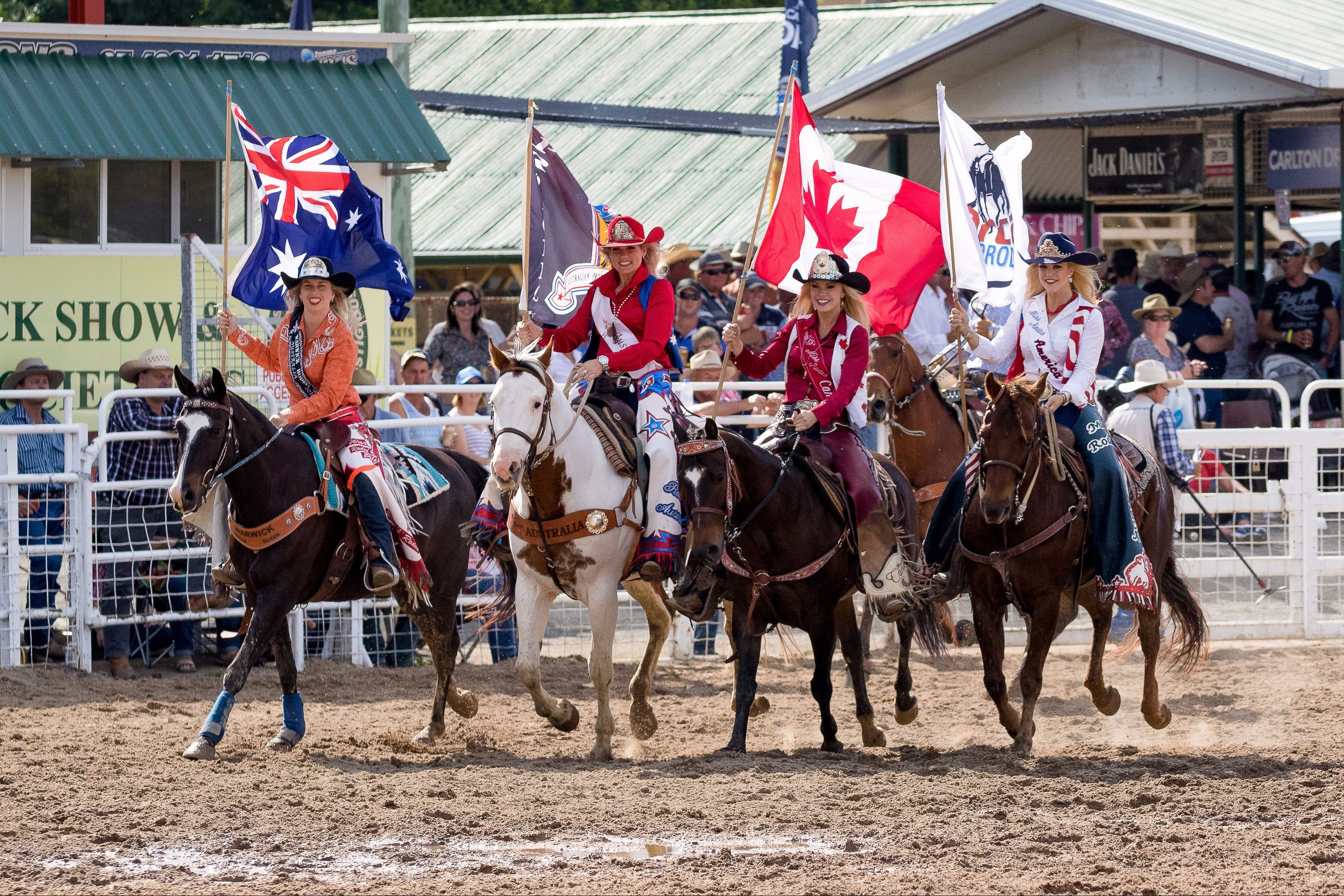 Warwick Rodeo National APRA National Finals and Warwick Gold Cup Campdraft - Restaurant Find