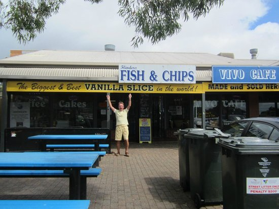 Flinders Fish and chips - Restaurant Find