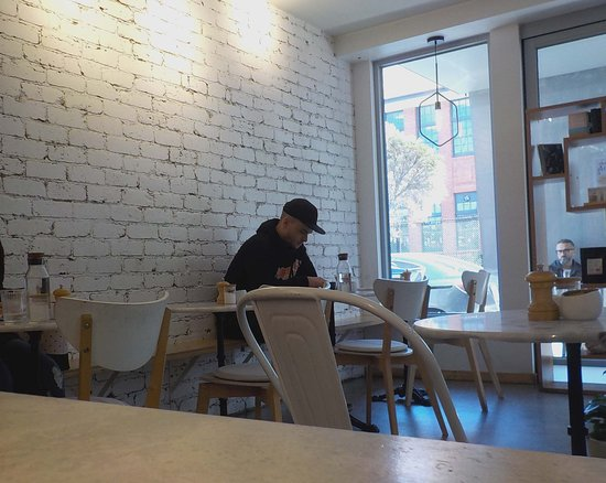 Anthropology Specialty Coffee  Concept Store - Restaurant Find
