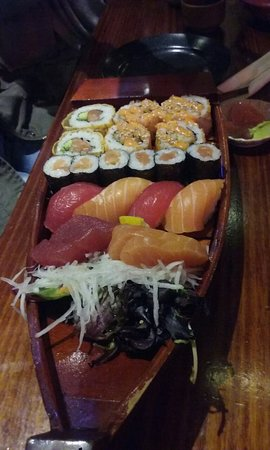 Kawa-Saki Sushi Boat and Grill Bar - Restaurant Find