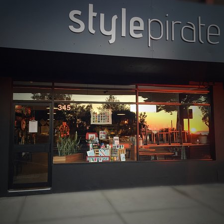 StylePirate - Restaurant Find