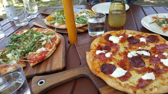 Bank Street Wood Fired Pizza and Gardens - Restaurant Find