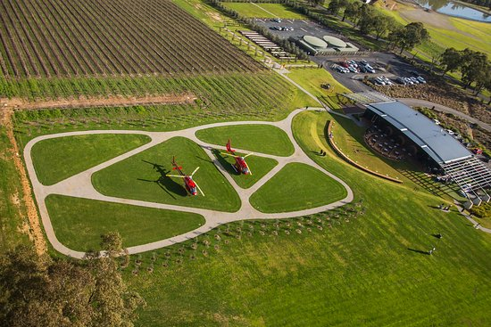 Ezard at Levantine Hill - Restaurant Find