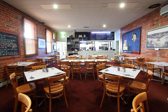 The American Hotel Creswick - Restaurant Find