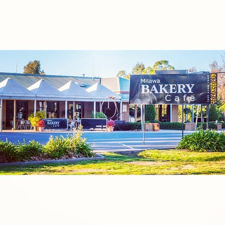 Milawa Bakery Cafe - Restaurant Find