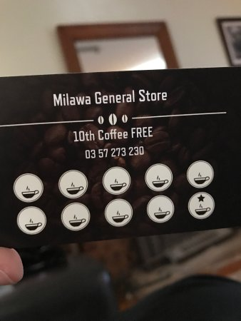 Milawa General Store and Coffee Shop - Restaurant Find