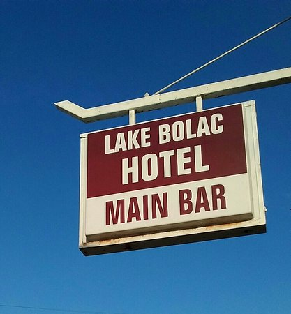 Lake Bolac Hotel - Restaurant Find