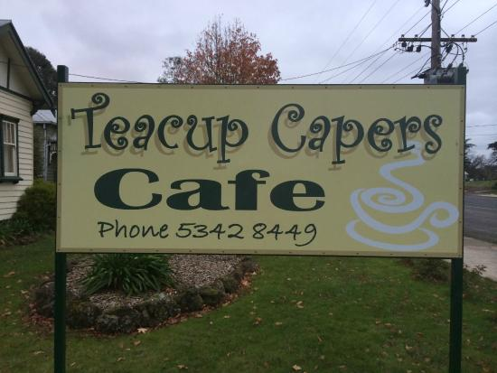 Teacup Capers - Restaurant Find
