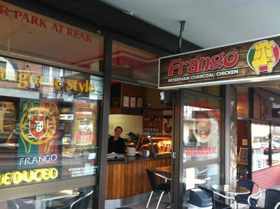 Frango Charcoal Chicken - Restaurant Find
