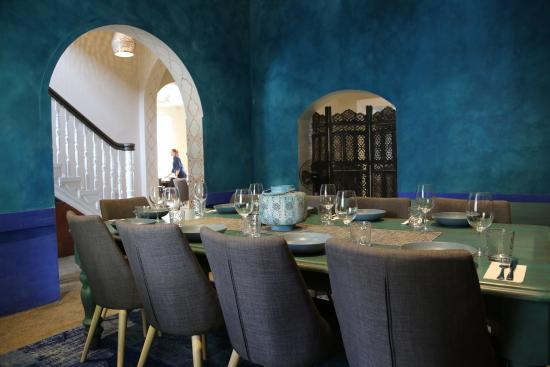 Moorish Blue - Restaurant Find