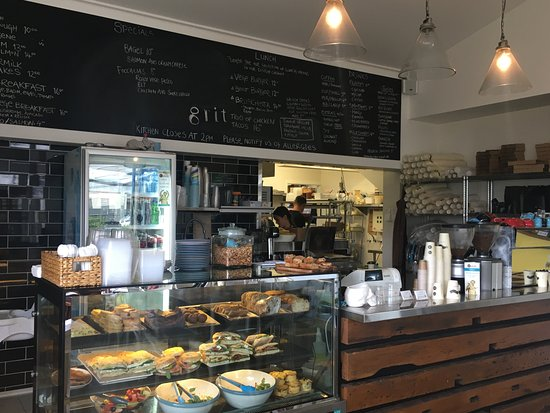 Grit Cafe - Restaurant Find