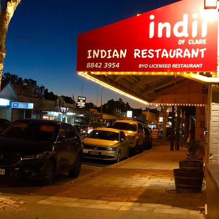 Indii of Clare - Restaurant Find