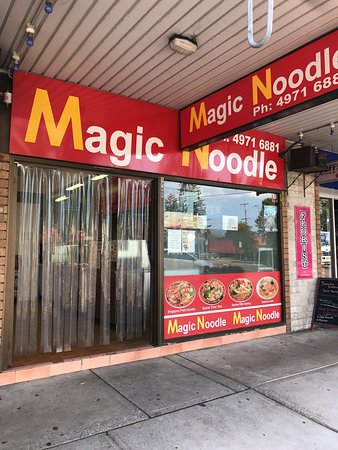 Magic Noodle - Restaurant Find