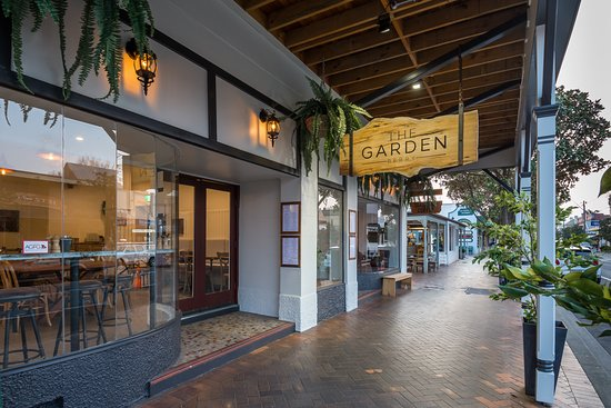 The Garden Berry - Restaurant Find