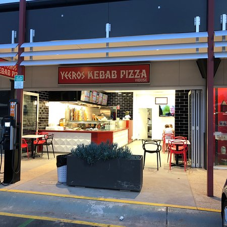 Yeeros Kebab Pizza - Restaurant Find