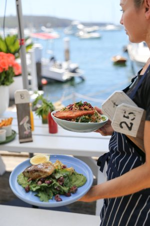 The Boathouse Balmoral Beach - Restaurant Find