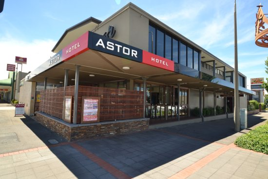 Astor Hotel - Restaurant Find