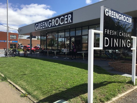 Greengrocer Cafe - Restaurant Find