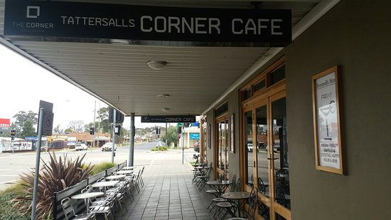 The Corner Cafe -Tatts Pub - Restaurant Find