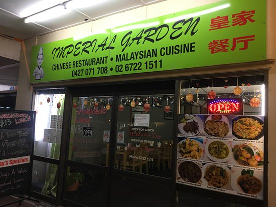 Imperial Garden Chinese Malaysian Cuisine - Restaurant Find