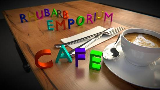 Rhubarb Emporium Cafe - Restaurant Find