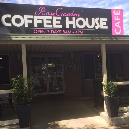 Rose Garden Coffee House - Restaurant Find