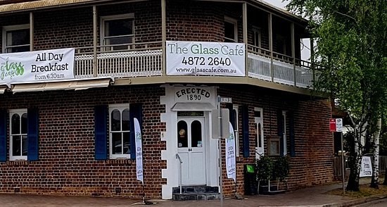 The Glass Cafe - Restaurant Find