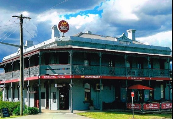 The Oriental Hotel Tumut - Restaurant Find