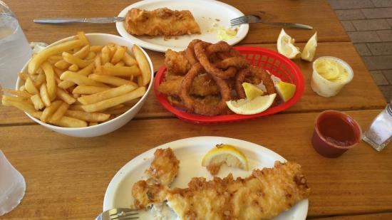 Aussie Bob's Fish  Chips - Restaurant Find