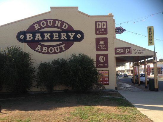 Bakery Cafe West Wyalong - Restaurant Find