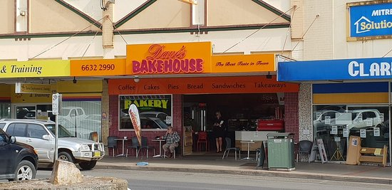 Dave's Bakehouse - Restaurant Find