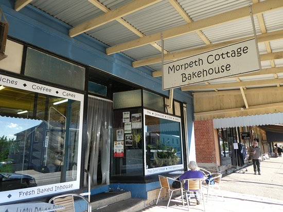 Morpeth Cottage Bakehouse - Restaurant Find