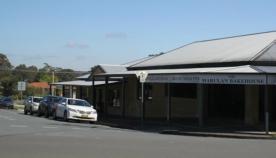 The Marulan Bakehouse - Restaurant Find