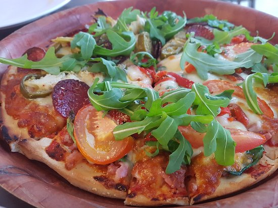 The Wood Oven - Restaurant Find