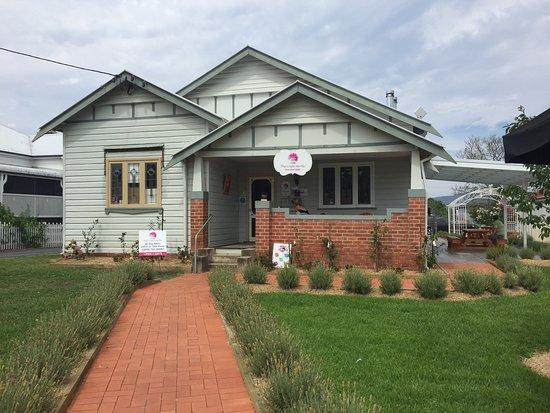 The Crepe Myrtle Tea and Coffee Rooms - Restaurant Find