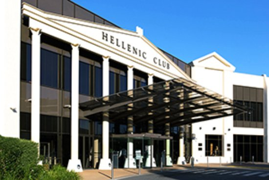 Hellenic Club of Canberra - Restaurant Find