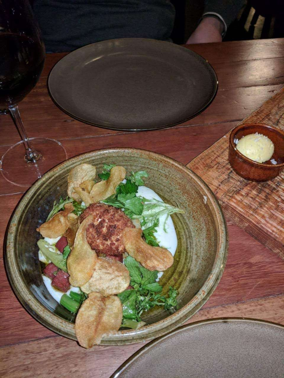 The Barrelroom Cafe at Ballandean Estate Winery - Restaurant Find