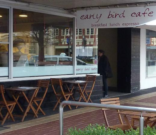 Early Bird Cafe - Restaurant Find