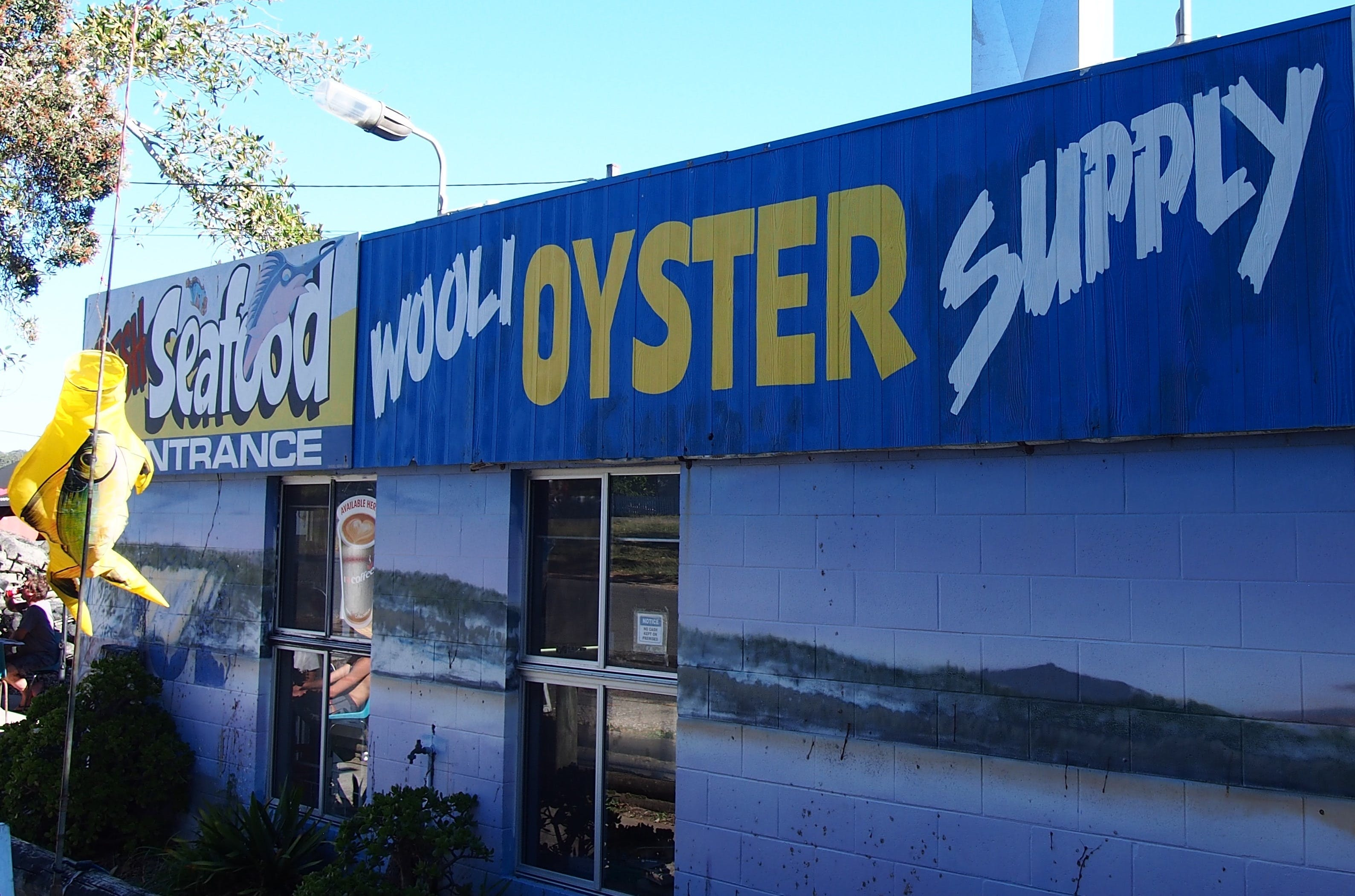 Wooli Oyster Supply and Seafood Co-op - Restaurant Find